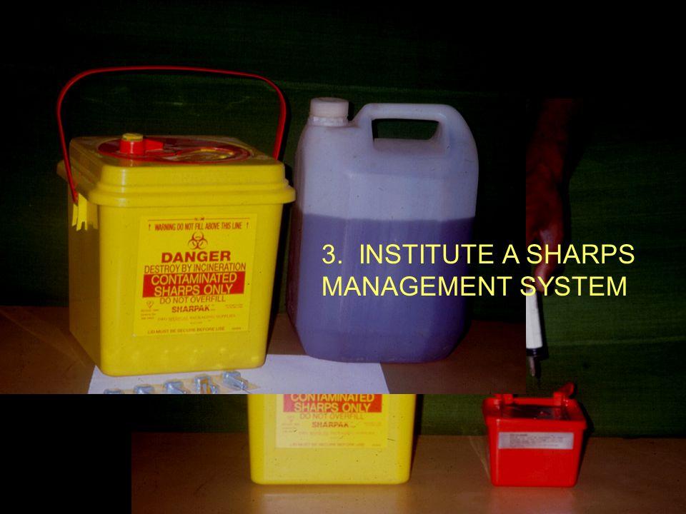 Waste Audit 4. KEEP FOCUS ON REDUCTION