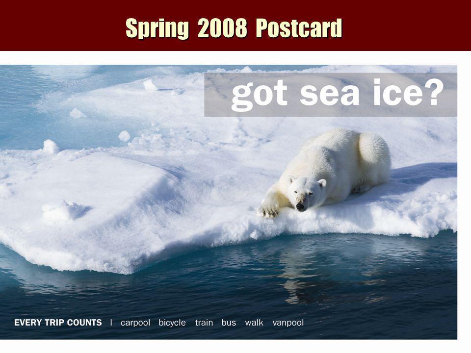 Spring 2008 Postcard