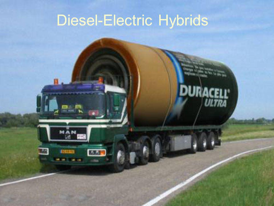 Diesel-Electric Hybrids