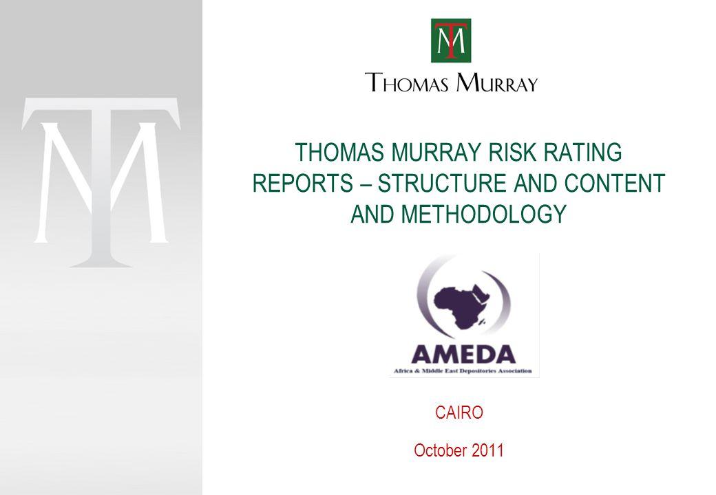 © 2011 Thomas Murray Ltd.