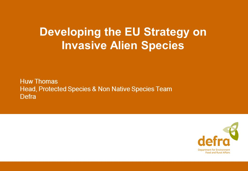 Issues & implications: Maximising existing biodiversity surveillance (Habs.