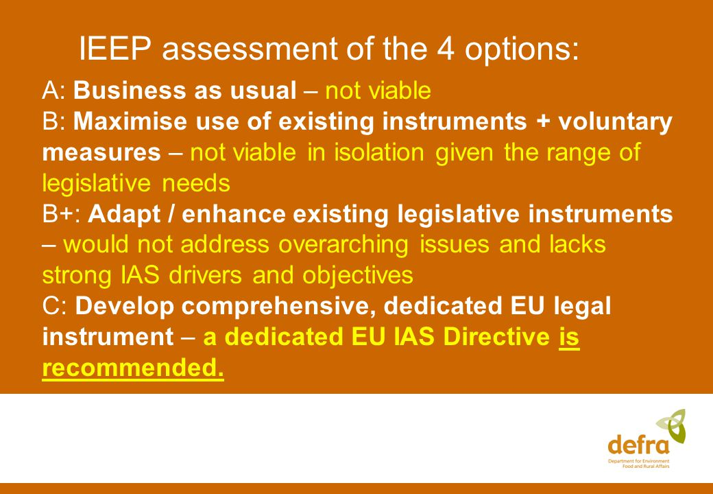 SURVEILLANCE & MONITORING Q: How to secure enough surveillance to adequately ensure EU is protected without imposing excessive requirements on MS?