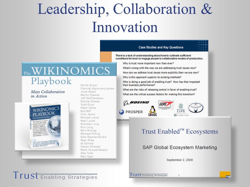 Leadership, Collaboration & Innovation