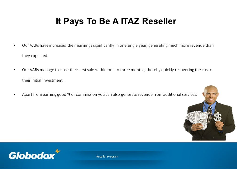 About ITAZ Technologies We help businesses worldwide in achieving a truly paperless work environment 15 years of excellence in providing document management software around the globe Established customer base in more than 50 countries A bulk of our customers are based in the United States Proven solution which easily scales from small organizations to large enterprises Reseller Program