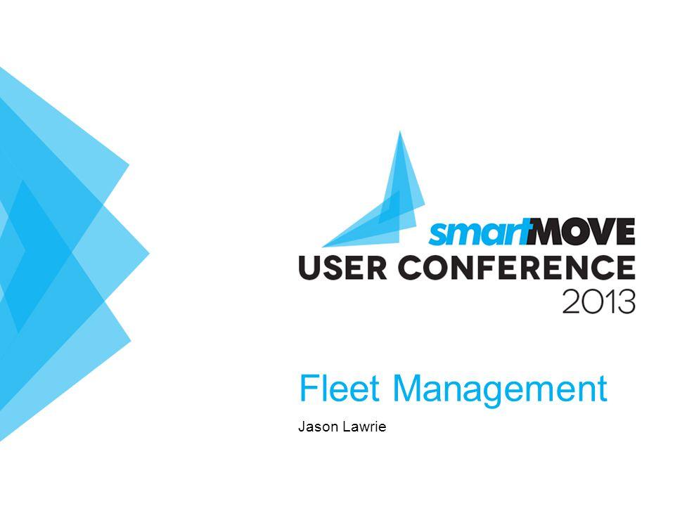 Fleet Management Jason Lawrie