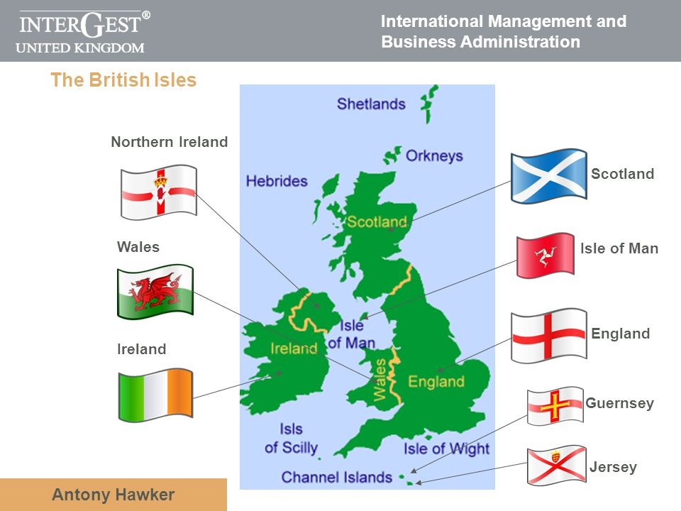 International Management and Business Administration Antony Hawker UK Law UK law operates under a common law system, rather than the civil system preferred in continental Europe.