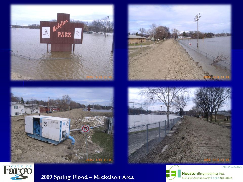 2009 Spring Flood – Mickelson Area