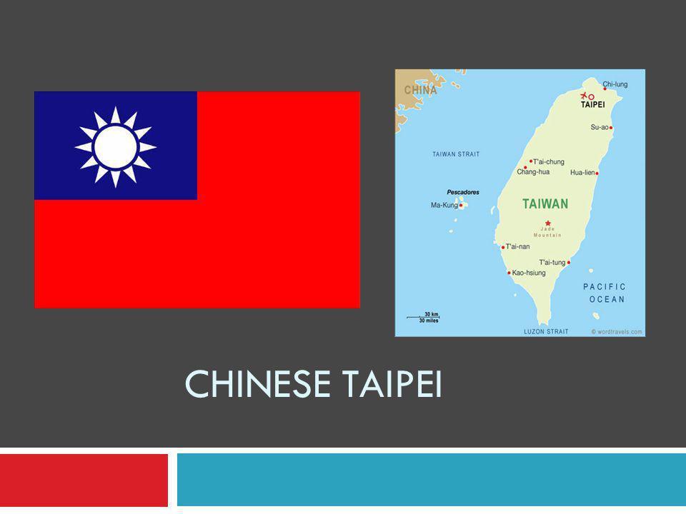 CHINESE TAIPEI