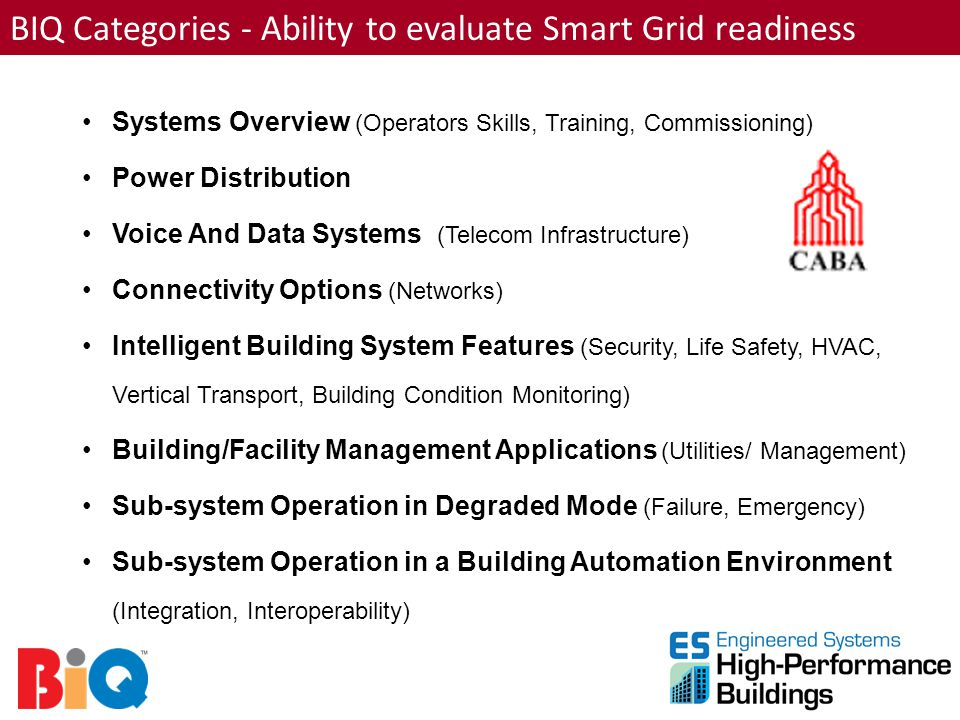 Systems Overview (Operators Skills, Training, Commissioning) Power Distribution Voice And Data Systems (Telecom Infrastructure) Connectivity Options (