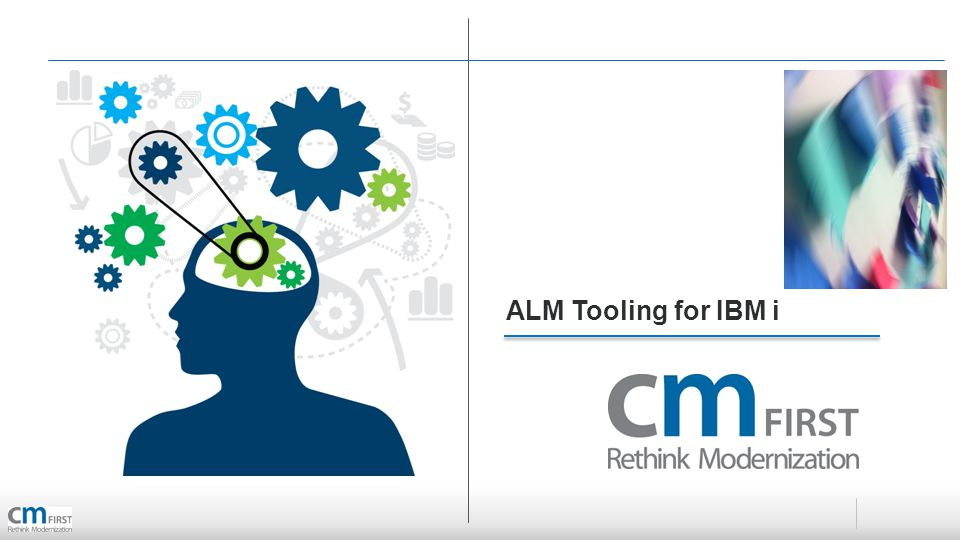 ALM Tooling for IBM i