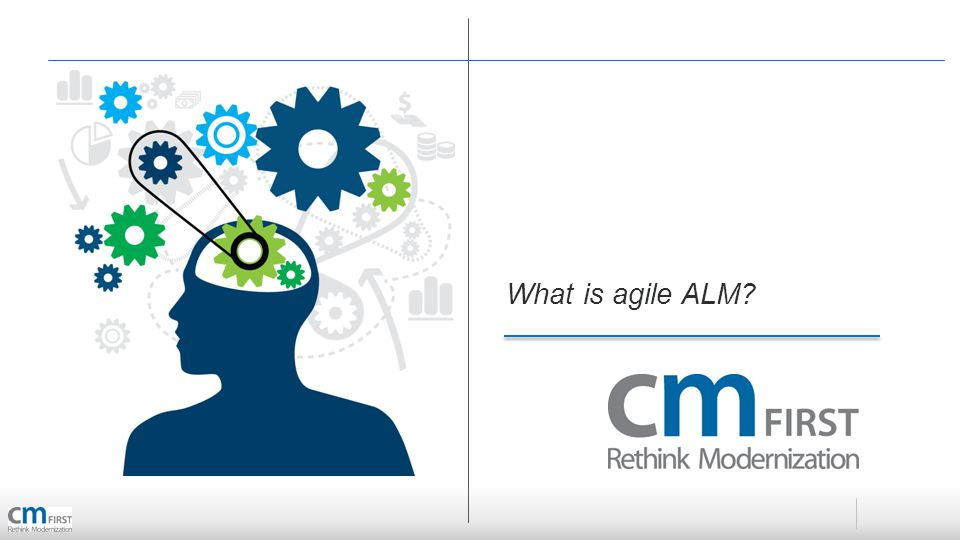 What is agile ALM?