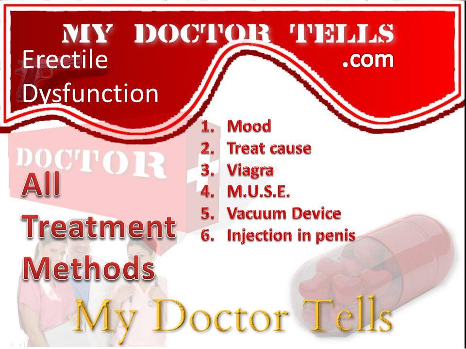 Mood Management underlying cause Viagra M.U.S.E.