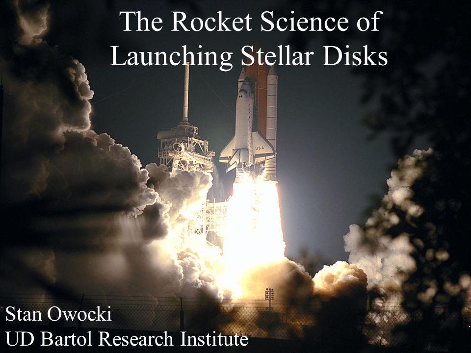 Launching into Earth Orbit Requires speed of ~ 18,000 mi/h (5 mi/s).