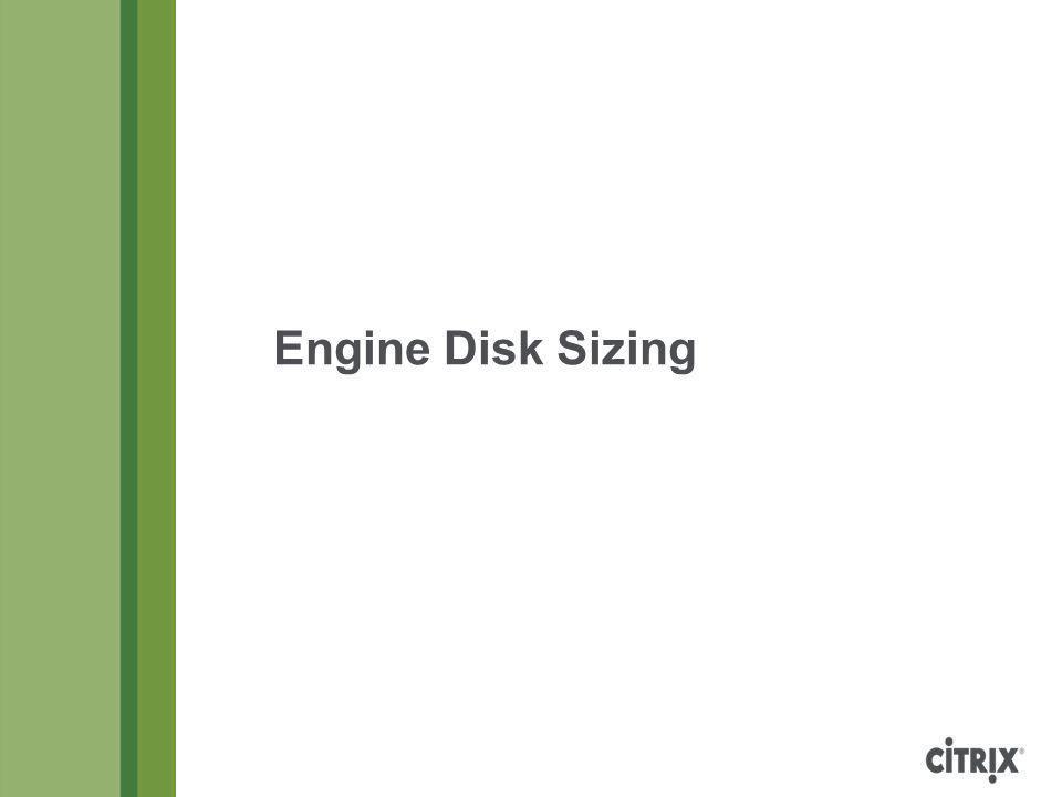 XenClient Enterprise 4.5 Engine Disks and Encryption Copyright © 2013 Citrix Page 30 Computer Storage Report Results A sample computer storage report is shown below.