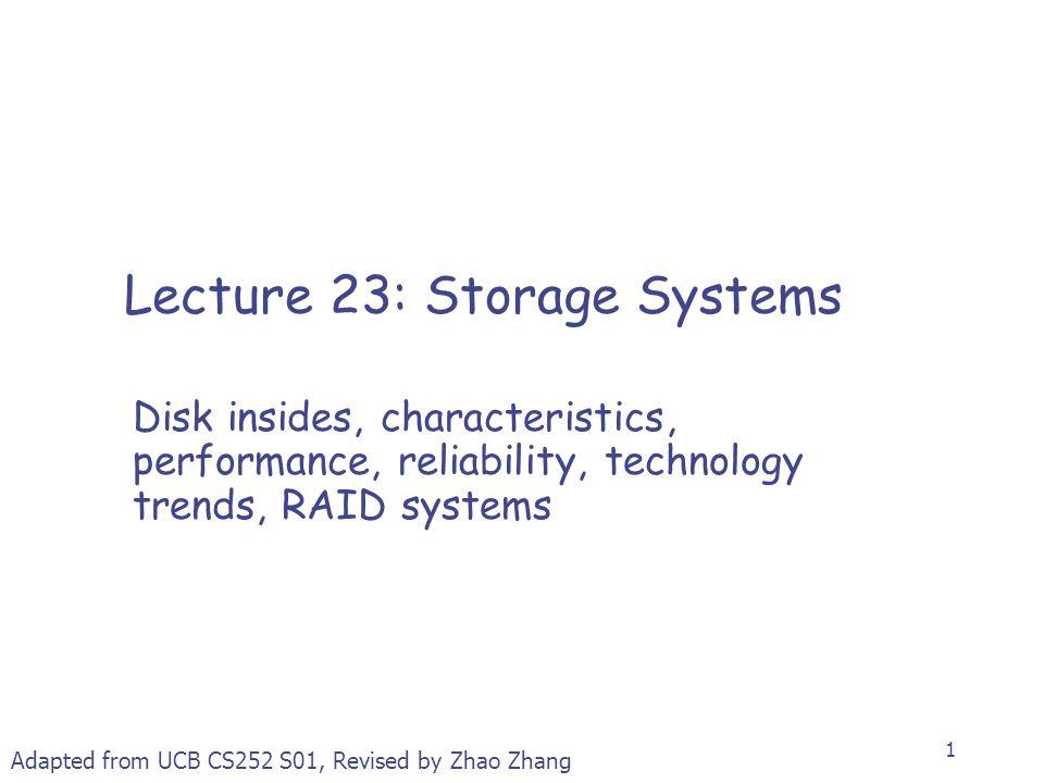2 I/O Systems Processor Cache Memory - I/O Bus Main Memory I/O Controller Disk I/O Controller I/O Controller Graphics Network interrupts