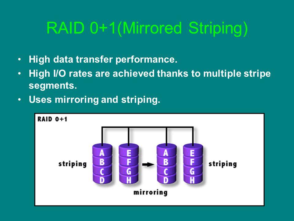 RAID 2 (Memory-Style ECC) Uses Hamming Codes to detect and correct errors.