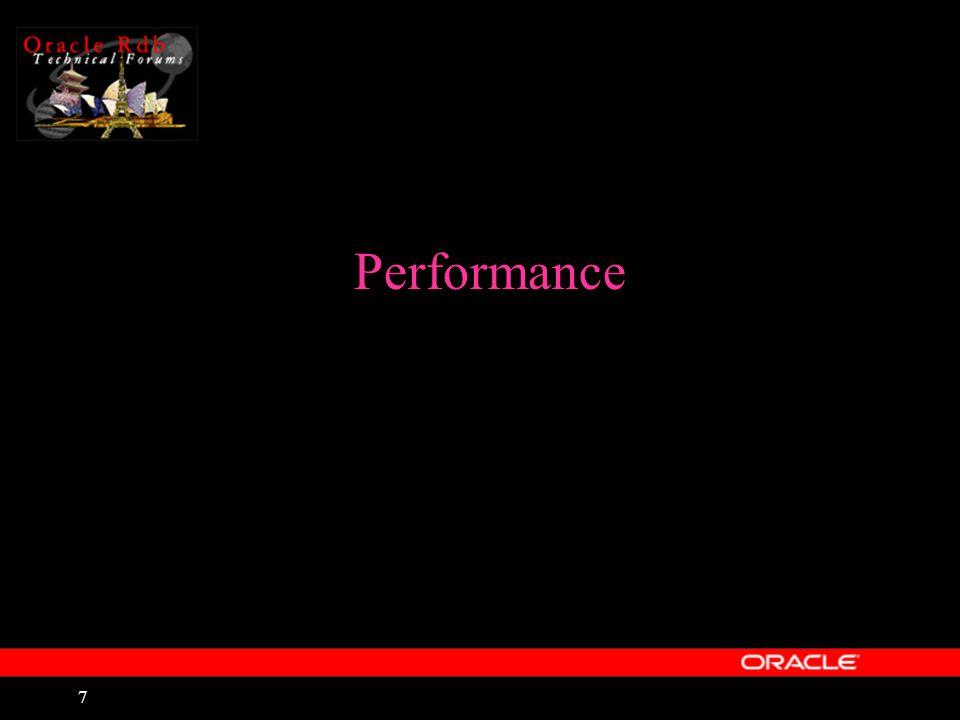 7 Performance