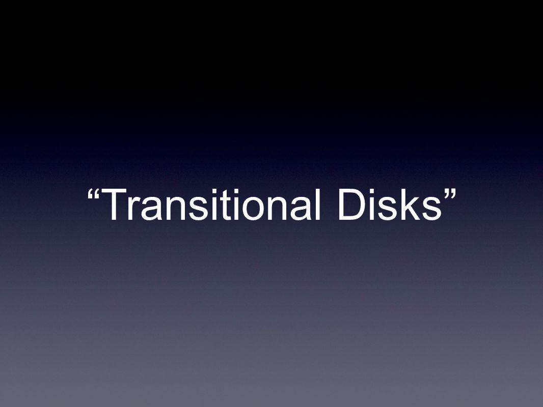 Transitional Disks