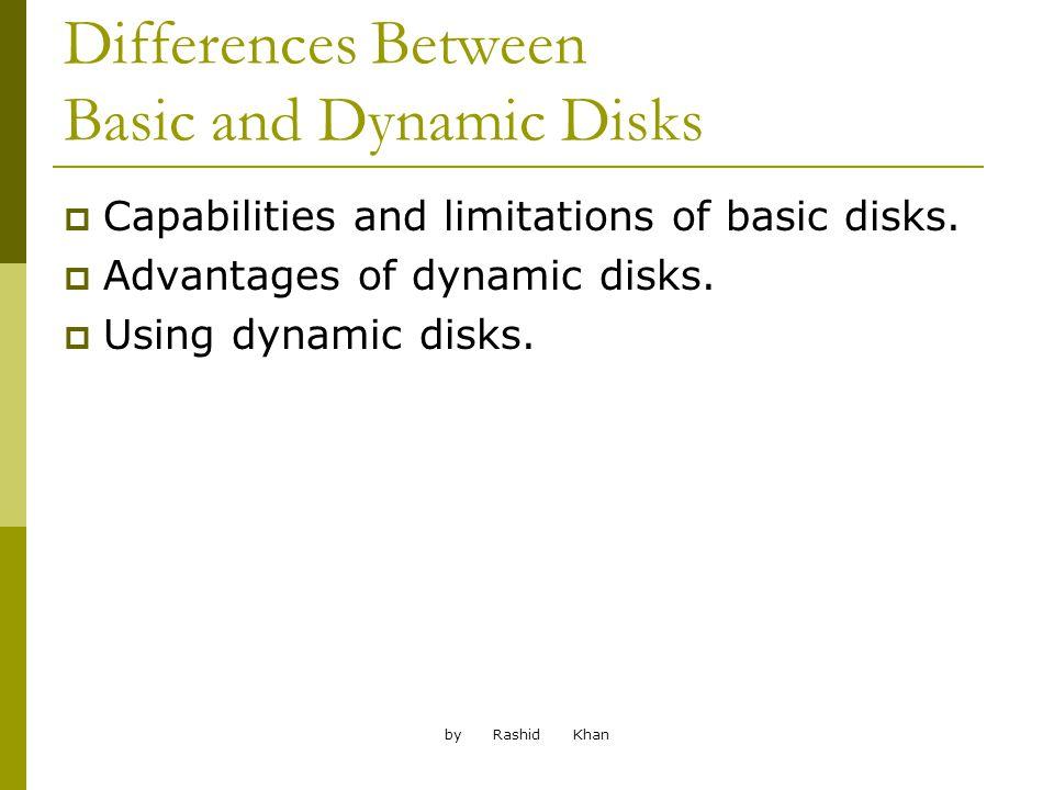 by Rashid Khan Disk Errors Error-Checking Tool