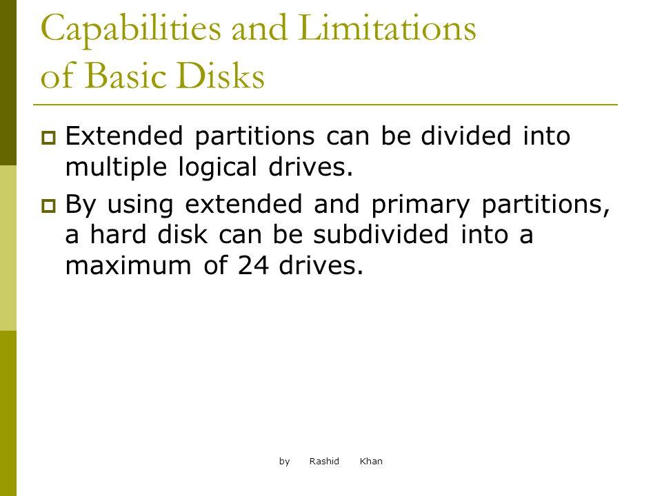 by Rashid Khan Volumes That Improve Reliability A mirrored volume