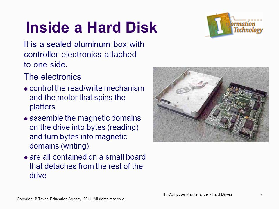 IT: Computer Maintenance - Hard Drives18 The Difference Between Tracks and Cylinders Because of this arrangement, the track location of the heads is not often referred to as a track number but as a cylinder number.