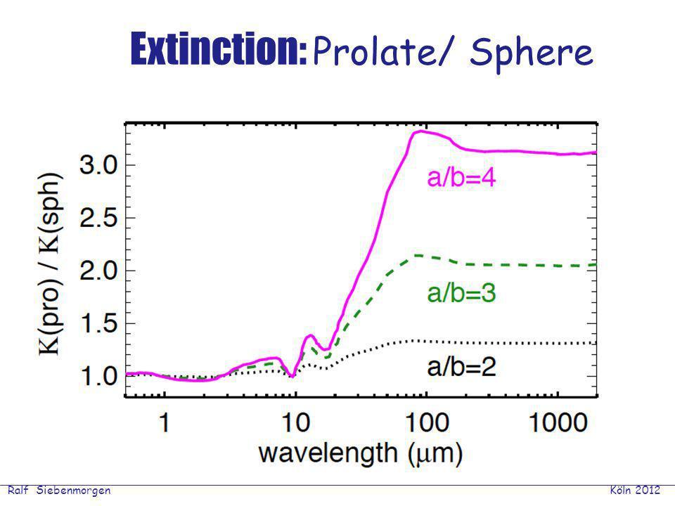Ralf Siebenmorgen Köln 2012 Armitage07 Lagrange et al, β Pic planet detection, Science10: …validates the use of disk structures as fingerprints of embedded planets.