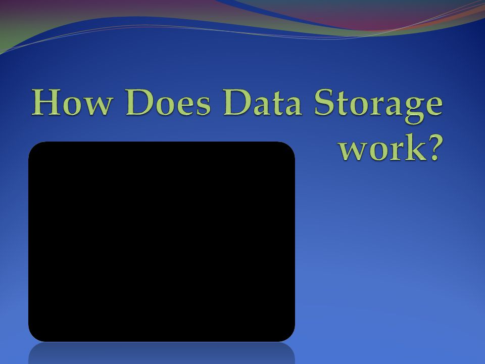 Floppy DisksCd-romHard DrivesVirtual Storage The following slides will show the various types of data storage that have existed over time, and now.