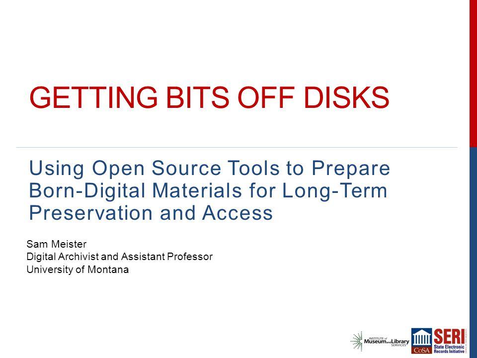 Disk Imaging Born Digital Workstation 1.0