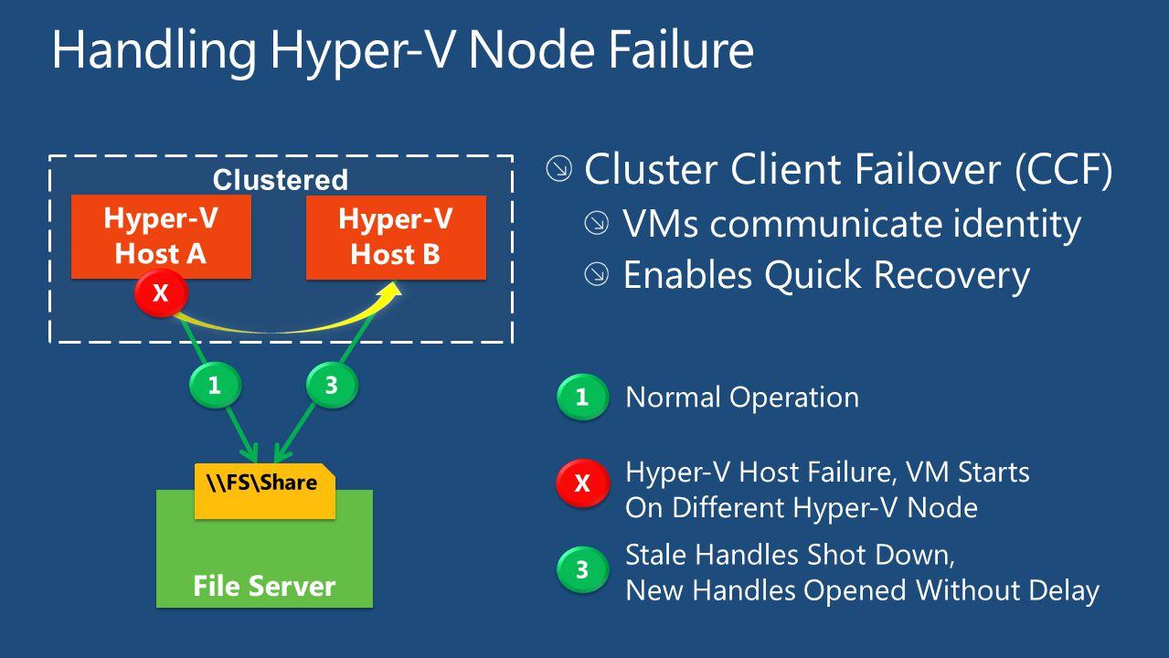 Clustered File Server