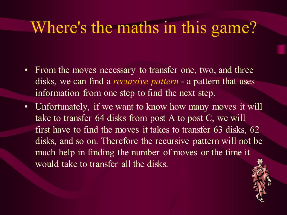 Now try this one! A BC 6 5 4 3 2 1 Shortest number of moves??