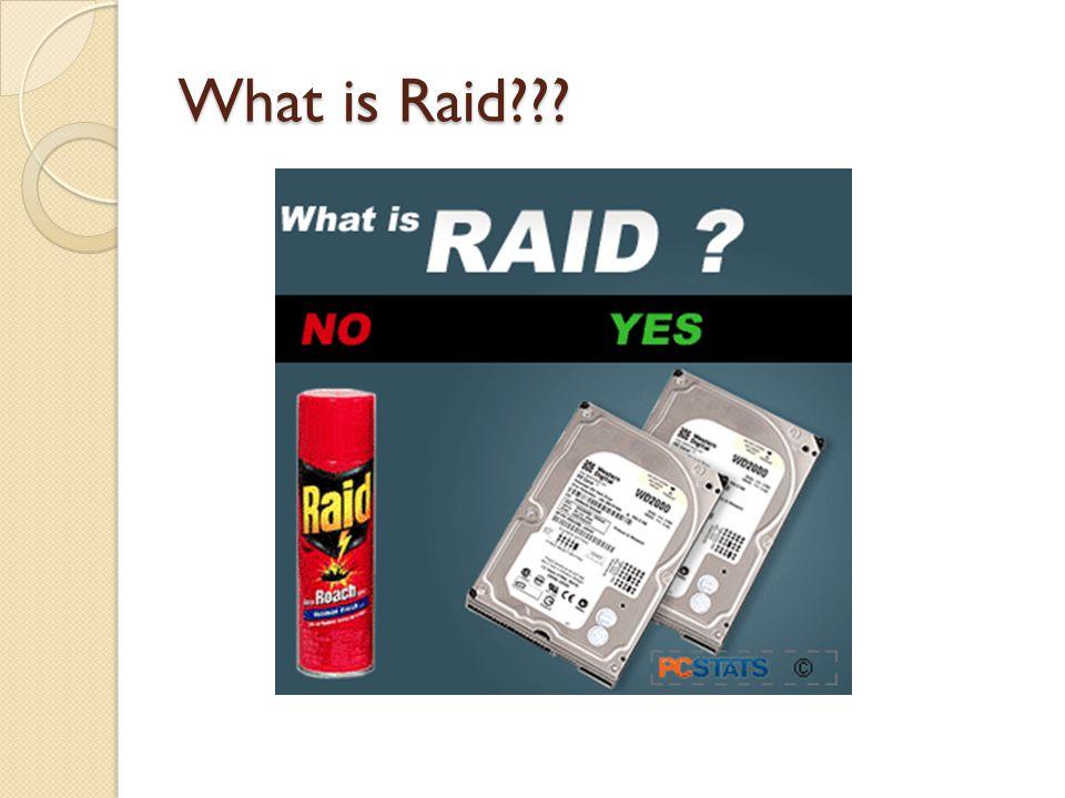 What is Raid