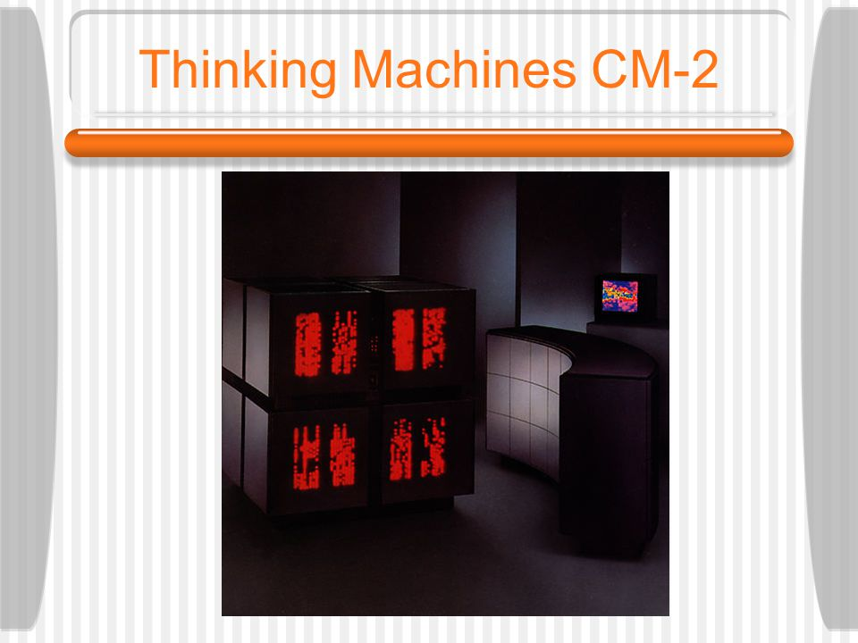 Thinking Machines CM-2