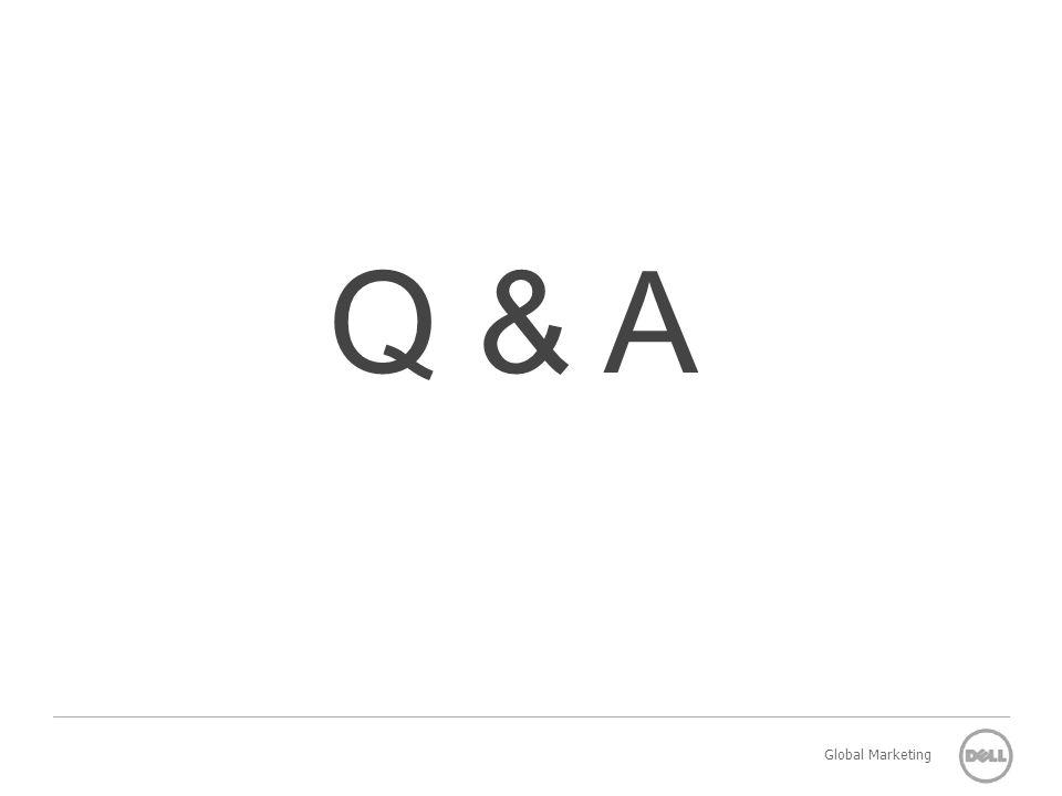 Global Marketing Q & A