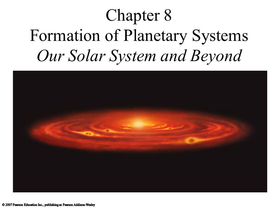 Where did the solar system come from.