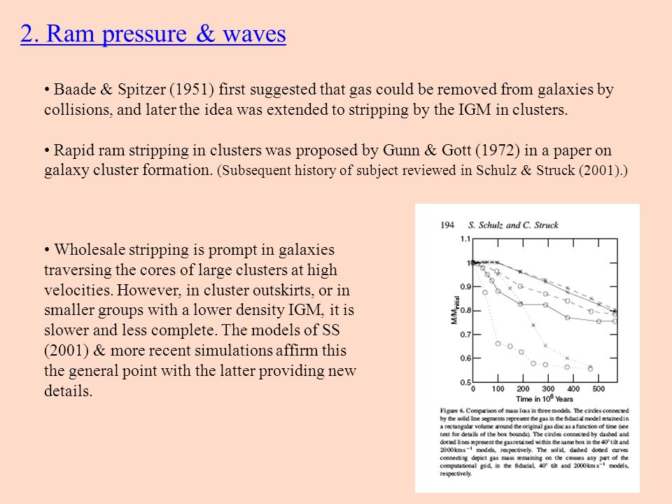 About mining the outer disk reservoir… One way is the re-accretion of material torn out of galaxies in tidal interactions, e.g., in tails or splashes.