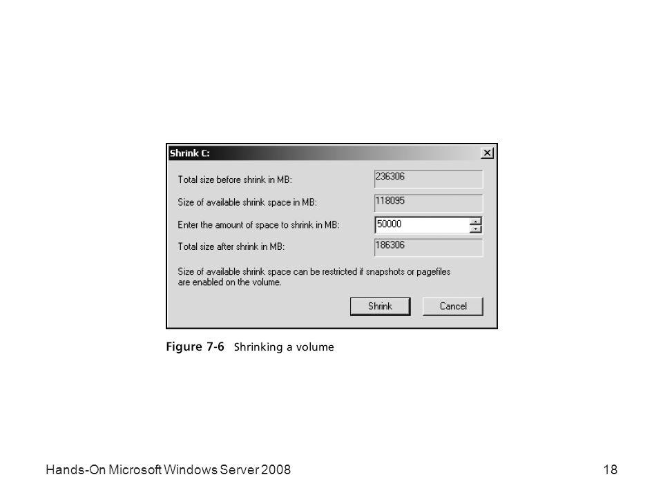 Hands-On Microsoft Windows Server 200818