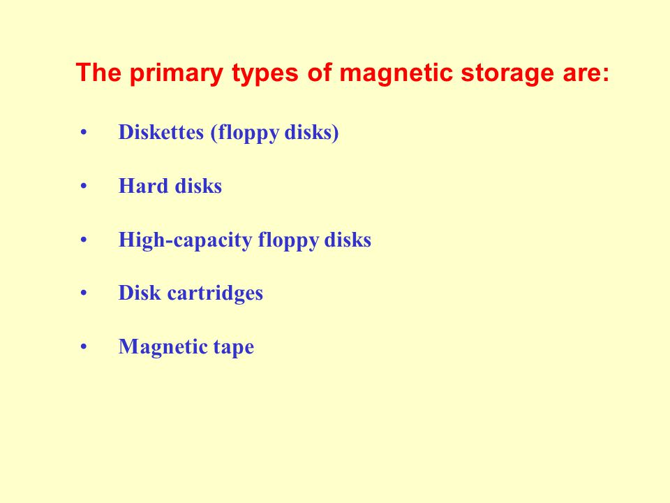 Optical Storage Devices – CD-ROM In PCs, the most commonly used optical storage technology is called Compact Disk Read-Only Memory (CD-ROM).