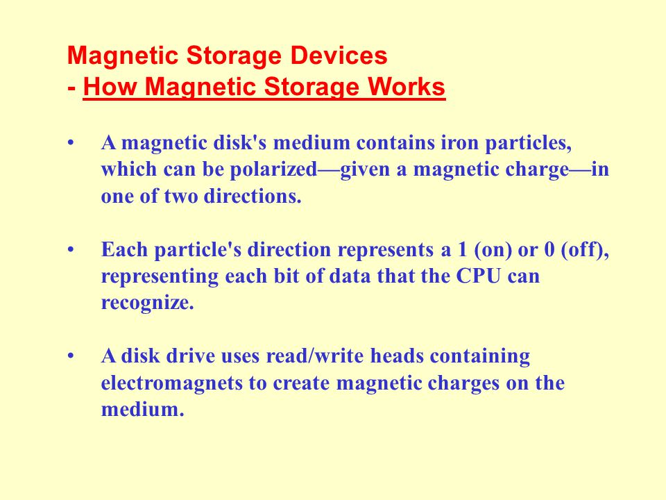 Optical Storage Devices - Other Optical Storage Devices A CD-Recordable (CD-R) drive lets you record your own CDs, but data cannot be overwritten once it is recorded to the disk.