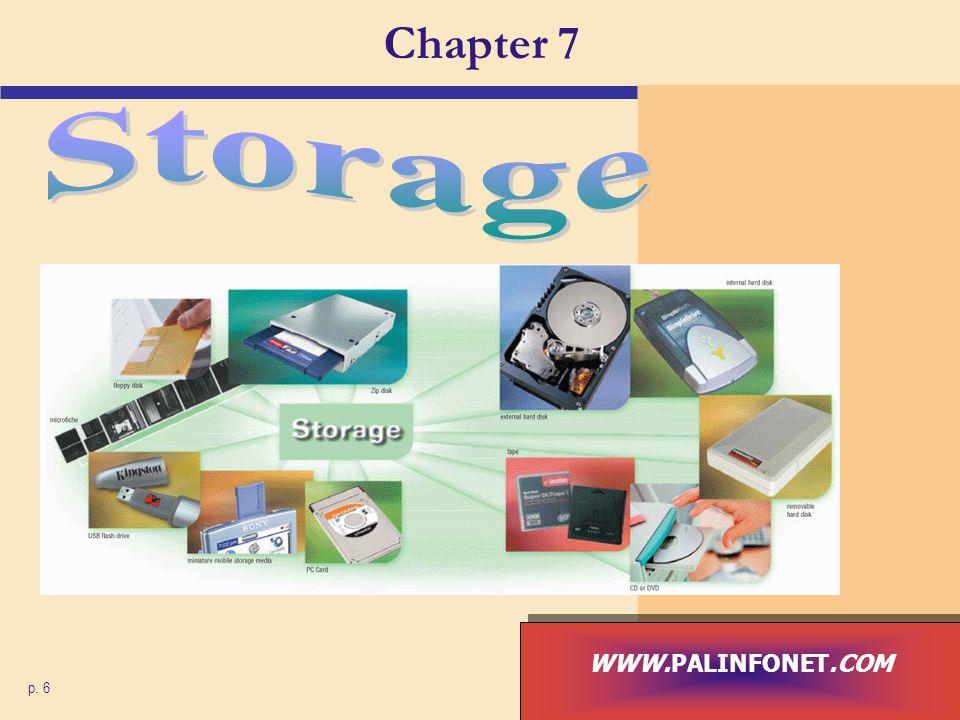 Chapter 7 p. 6 WWW.PALINFONET.COM