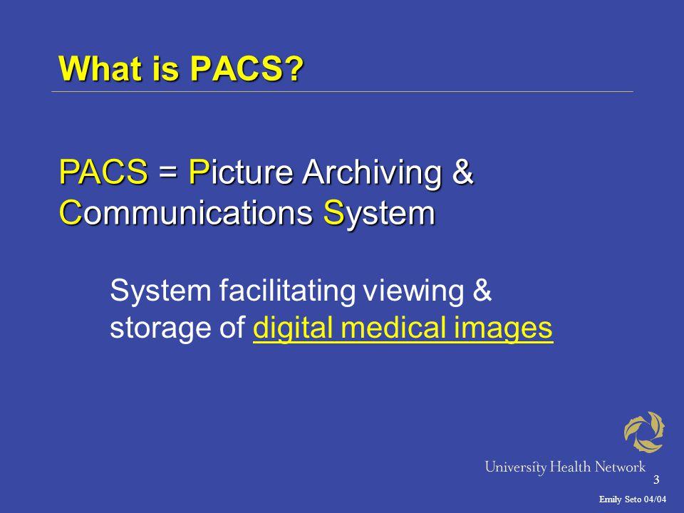 Emily Seto 04/04 4 Medical Digital Images CT MRI Ultrasound CR Nuclear Med (PET) Light Fluoroscopy Mammography X-RAY BASED