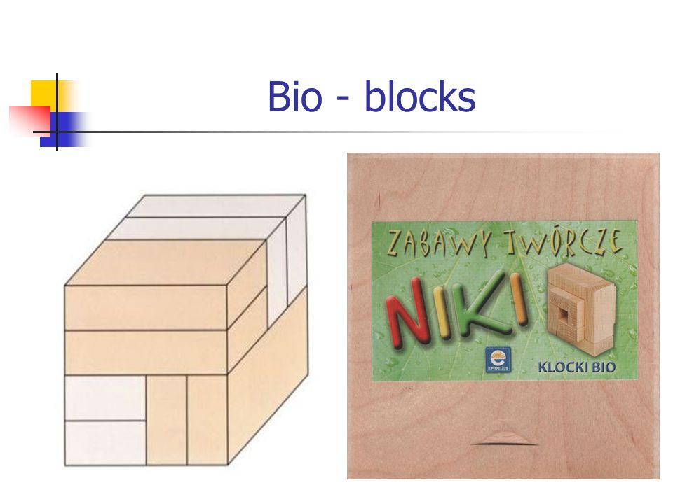 Bio - blocks