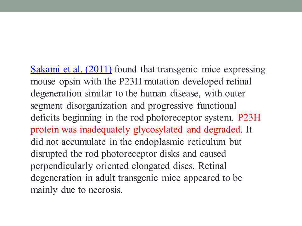Sakami et al. (2011)Sakami et al.