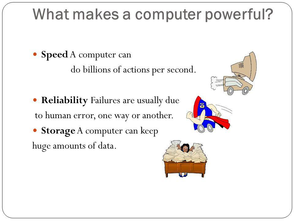 home Computers Consist of Four Parts Hardware Software Users Data