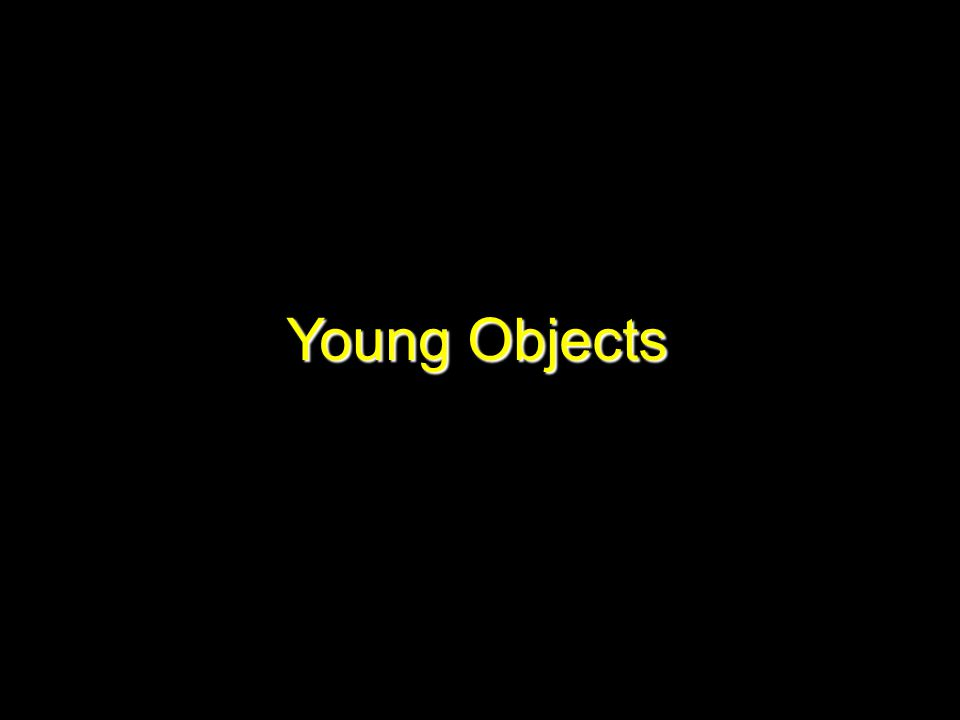 Young Objects