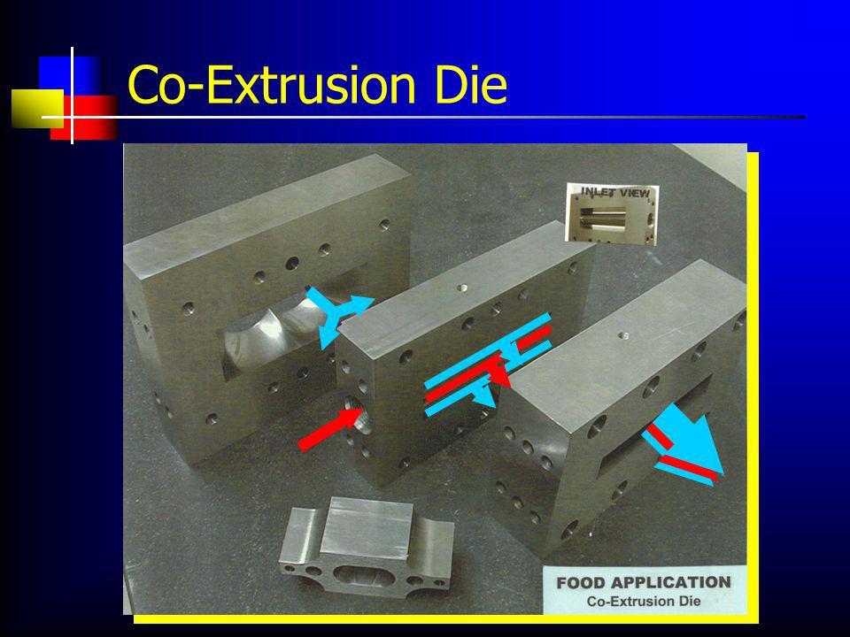 Y Co-Extrusion Die