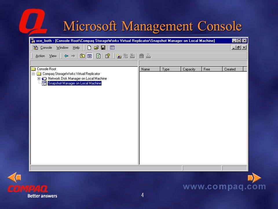 3 Microsoft Management Console