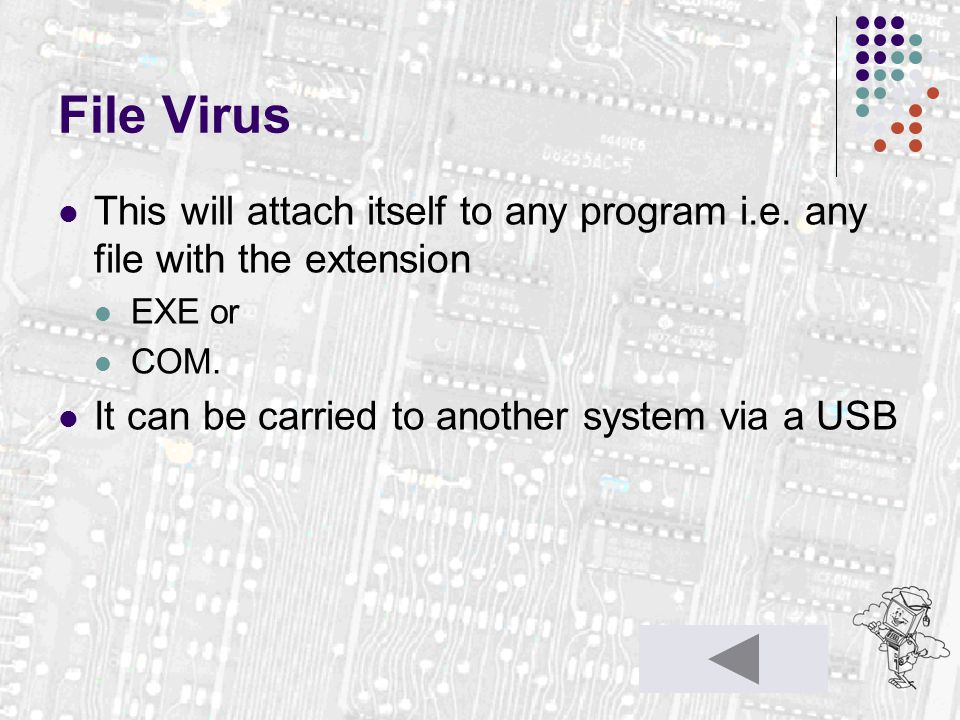 Update your virus definitions The fact that the old viruses can be treated is a stimulus to their authors.