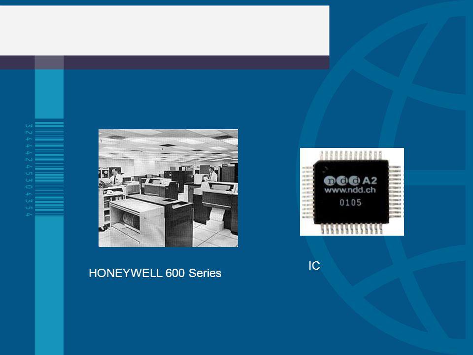 HONEYWELL 600 Series IC