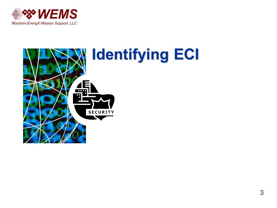 Identifying ECI 3