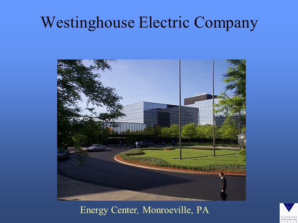 Westinghouse Electric Company Energy Center, Monroeville, PA